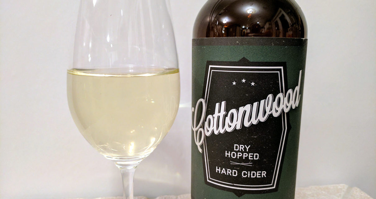 Mountain West Cider Cottonwood