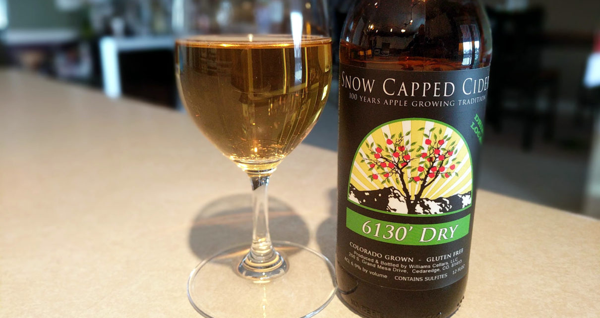Snow Capped Cider 6130 Dry