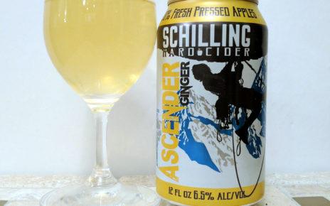 Schilling Hard Cider Ascender Ginger