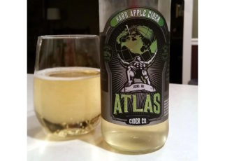 Atlas Cider Co Hard Apple Cider