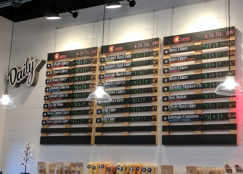 Colorado Cider Week 2017 Day 1 - St Vrain Cidery - Longmont, CO