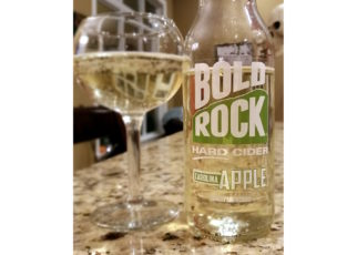 Bold Rock Hard Cider Carolin Apple Granny Smith Cider
