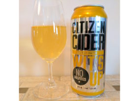 Citizen Cider Wit's Up