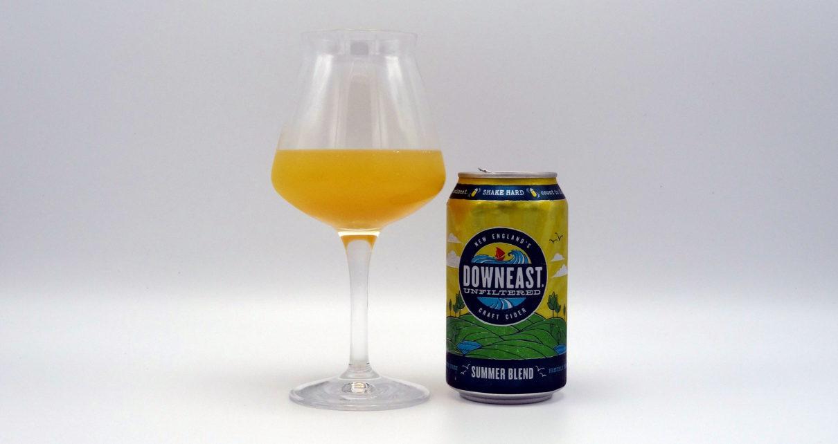 Downeast Cider House Summer Blend