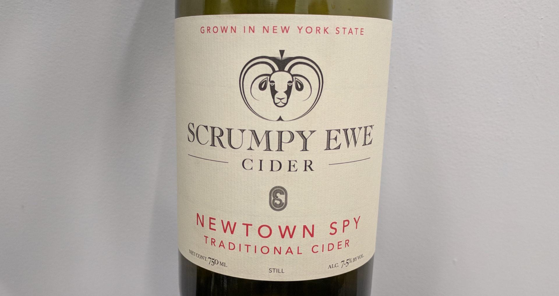 Scrumpy Ewe Cider Newtown Spy