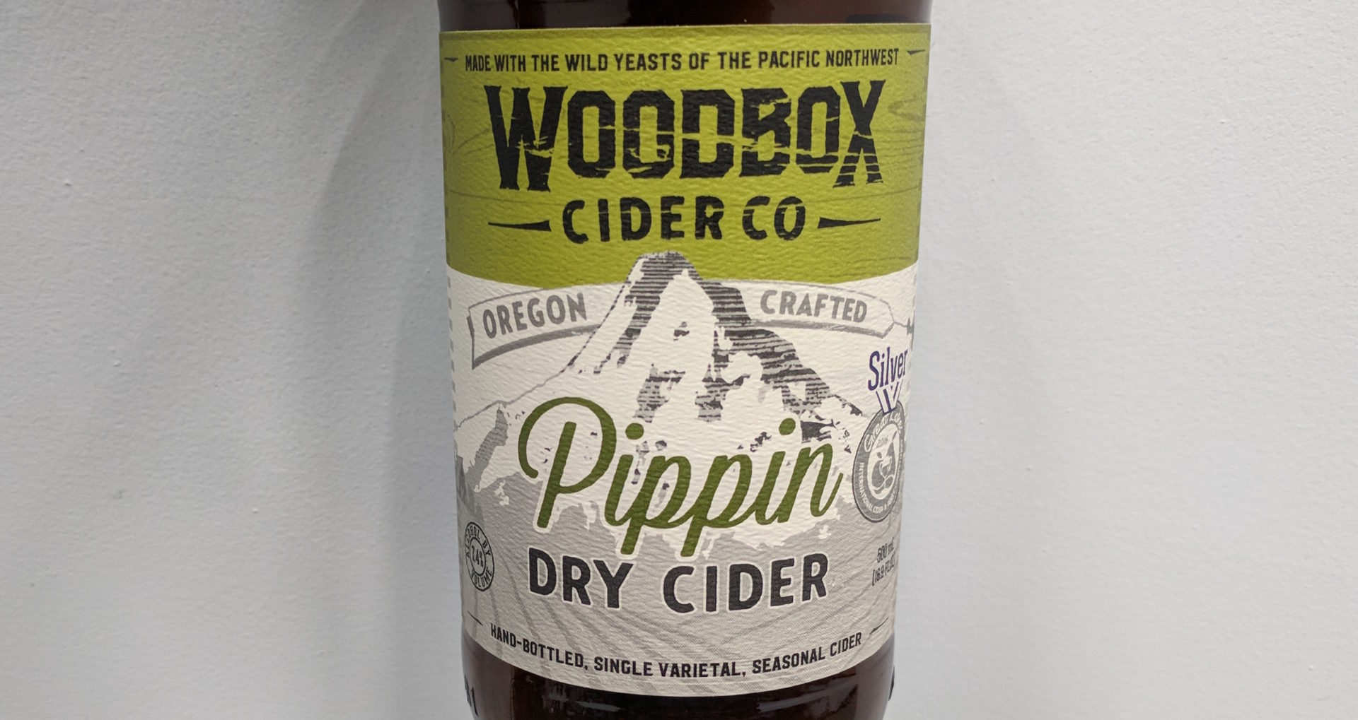 Woodbox Cider Co Pippin Dry Cider