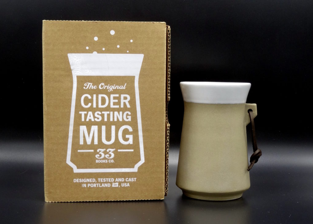 The Original Cider Tasting Mug by 33 Books