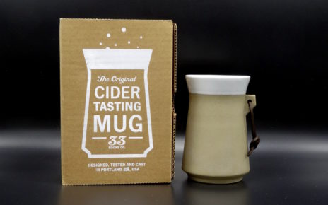 The Original Cider Tasting Mug by 33 Books