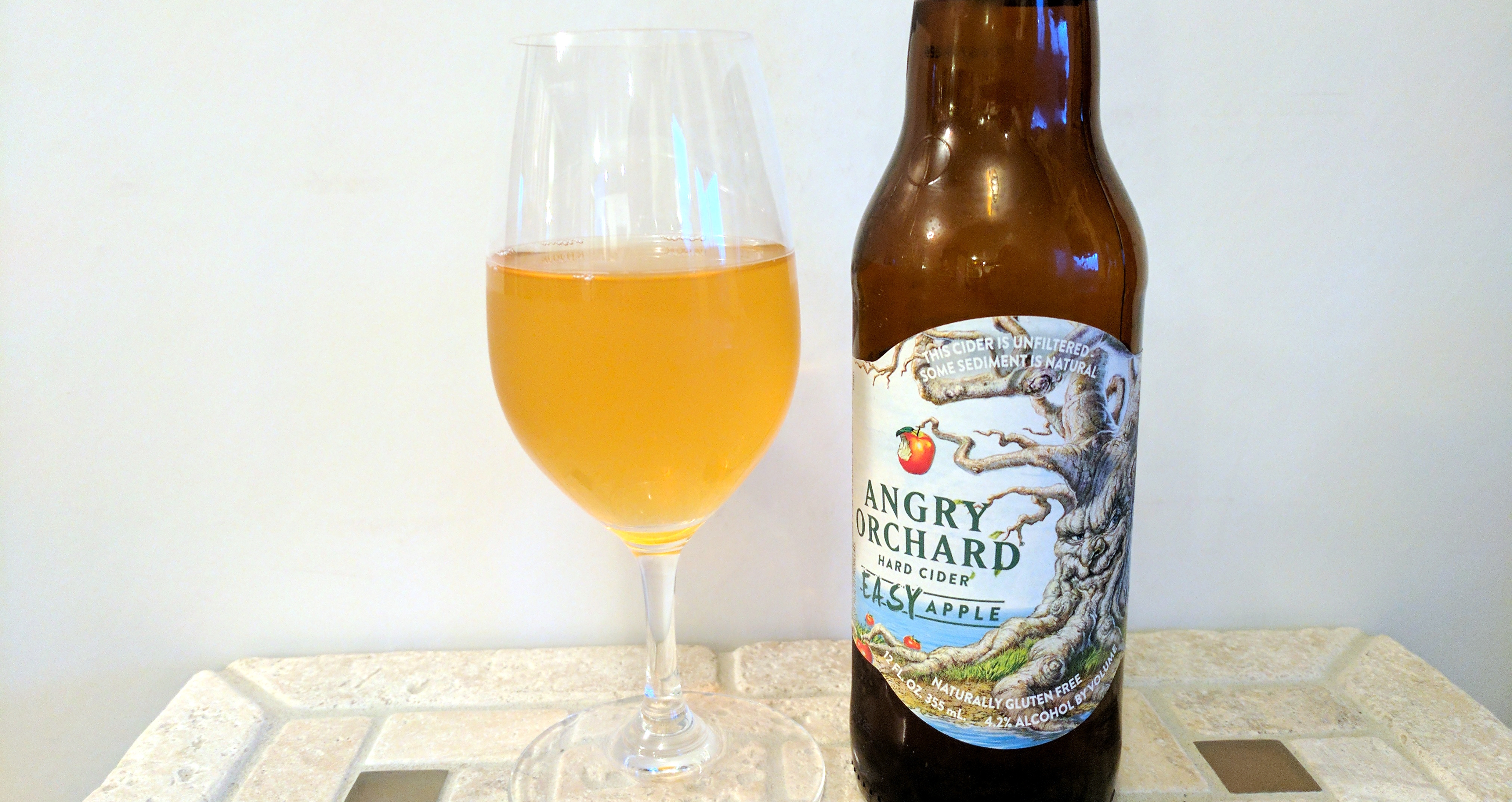 Island Orchard Cider Review