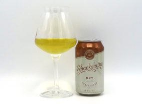Shacksbury Craft Cider Dry