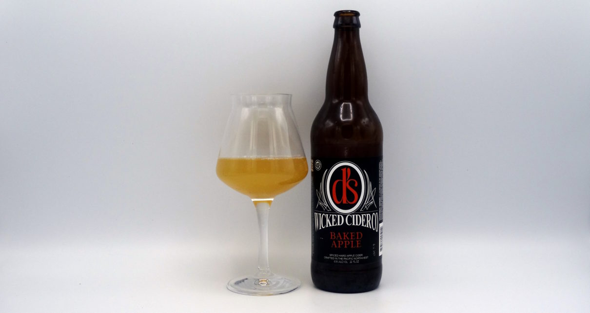 d's Wicked Cider Co Baked Apple