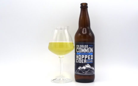 Colorado Common Original Hopped Cider