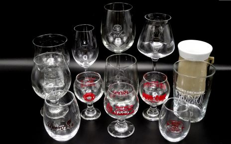 Hard Cider Glassware