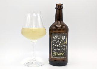 Left Foot Charley Antrim County Hard Cider