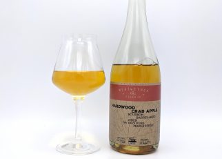 Meriwether Cider Co Hardwood Crab Apple