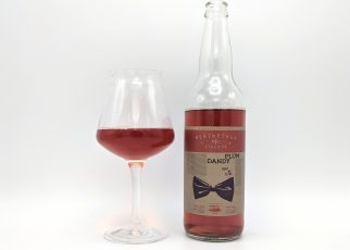 Meriwether Cider Co Plum Dandy