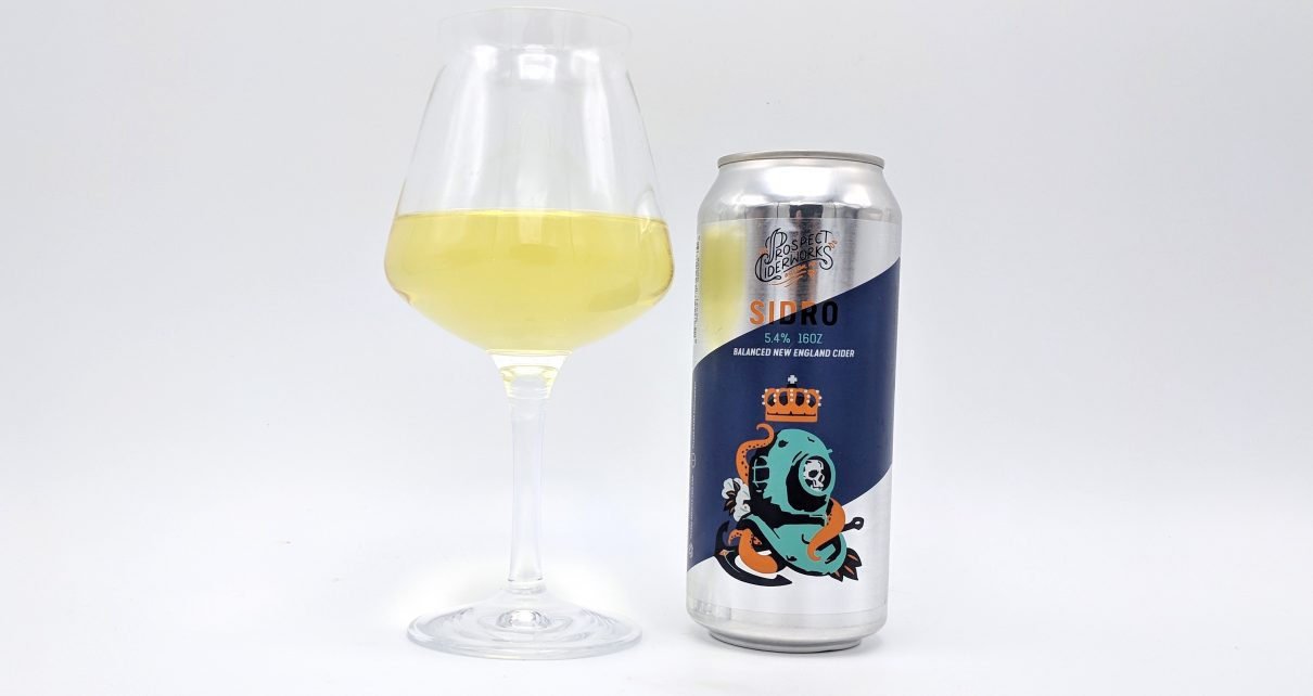 Prospect Ciderworks Sidro