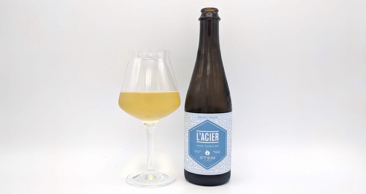 Stem Ciders L'acier