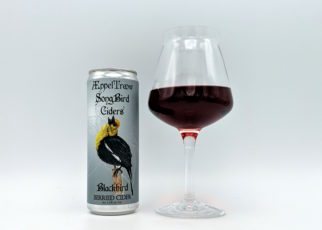 AEppelTreow Blackbird Berried Cider