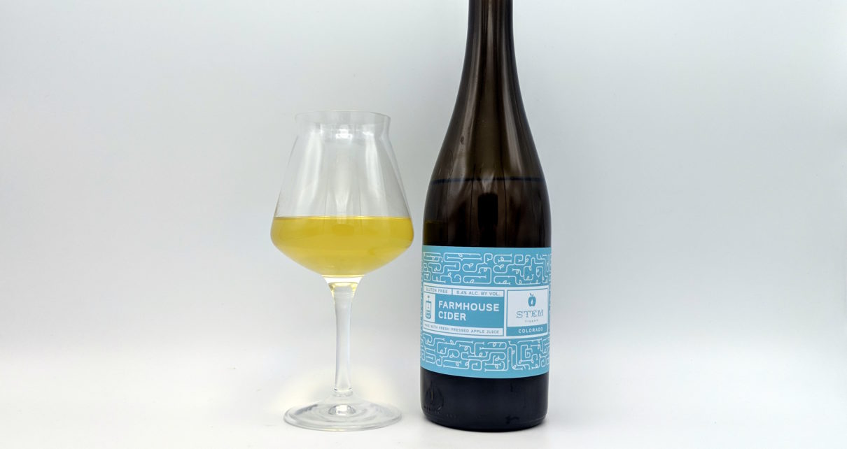 Stem Ciders Farmhouse Cider