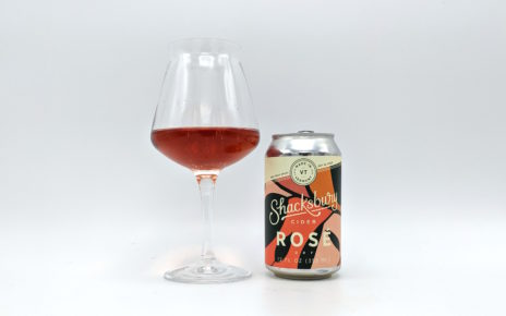 Shacksbury Craft Cider Rose