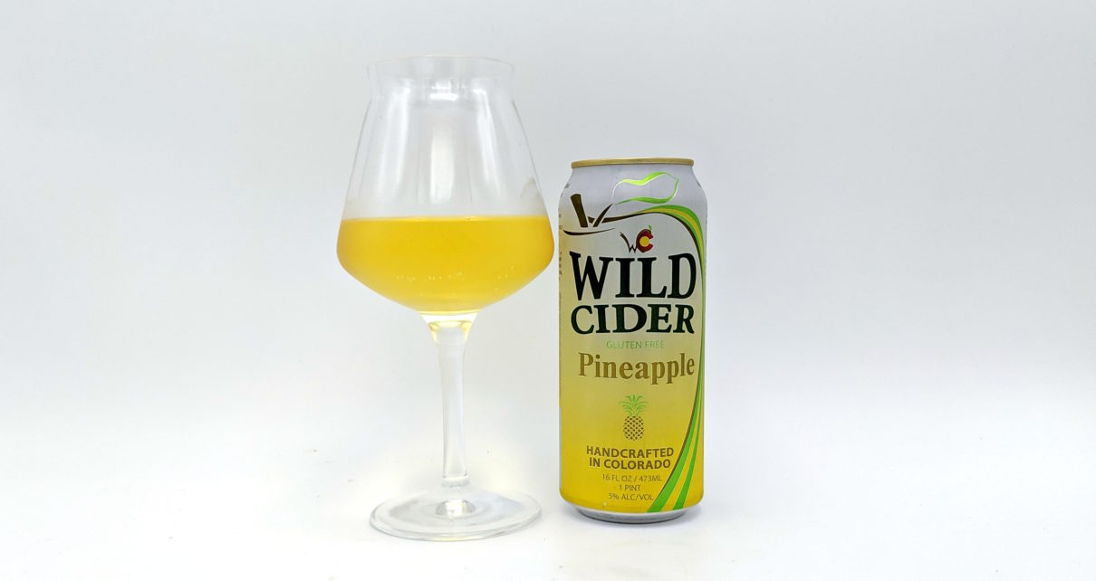 Wild Cider Pineapple