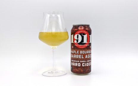 1911 Established Maple Bourbon Barrel Aged