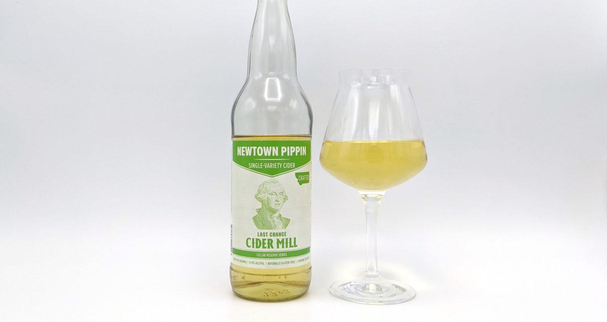 Last Chance Cider Mill Newtown Pippin