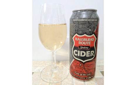 Rambling Route Cider Hard Apple Cider