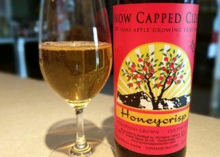 Snow Capped Cider Honeycrisp