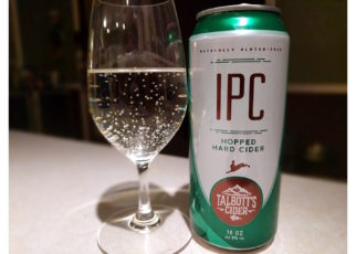 Talbotts Cider Co IPC Hopped Hard Cider