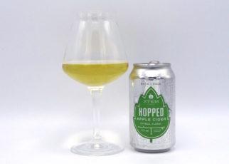 Stem Ciders Hopped Apple Cider
