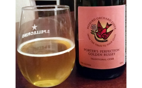 Redbyrd Orchard Cider Porters Perfection Golden Russet Traditional Cider
