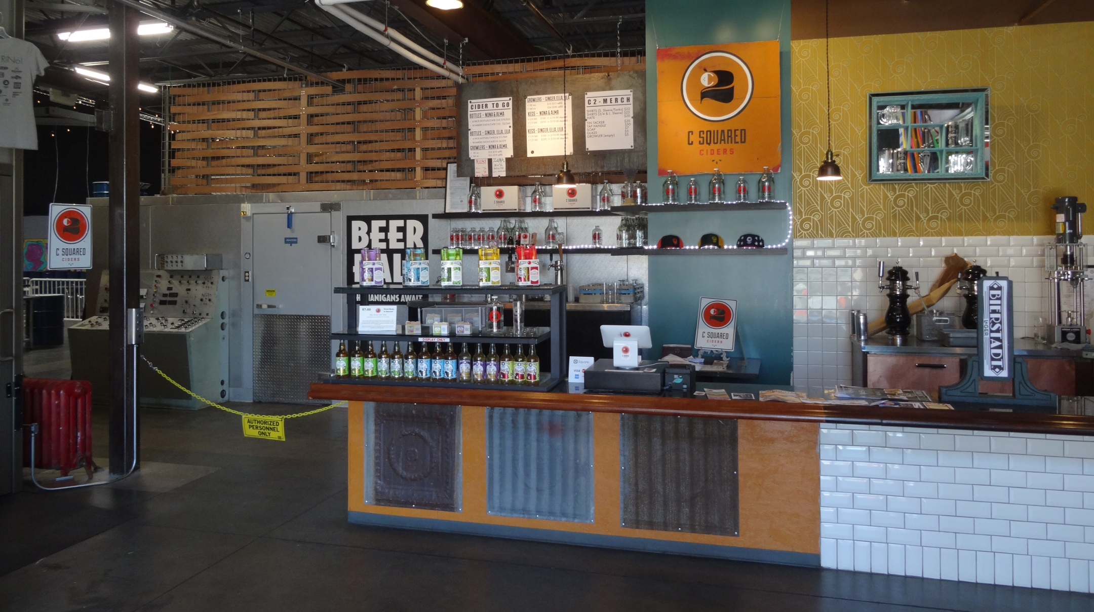 C Squared Ciders Tap Room - Denver, CO
