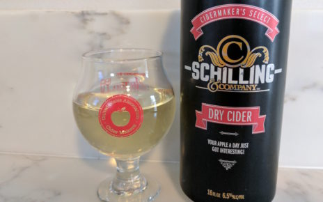 Schilling Hard Cider London Dry English Pub Style Cider
