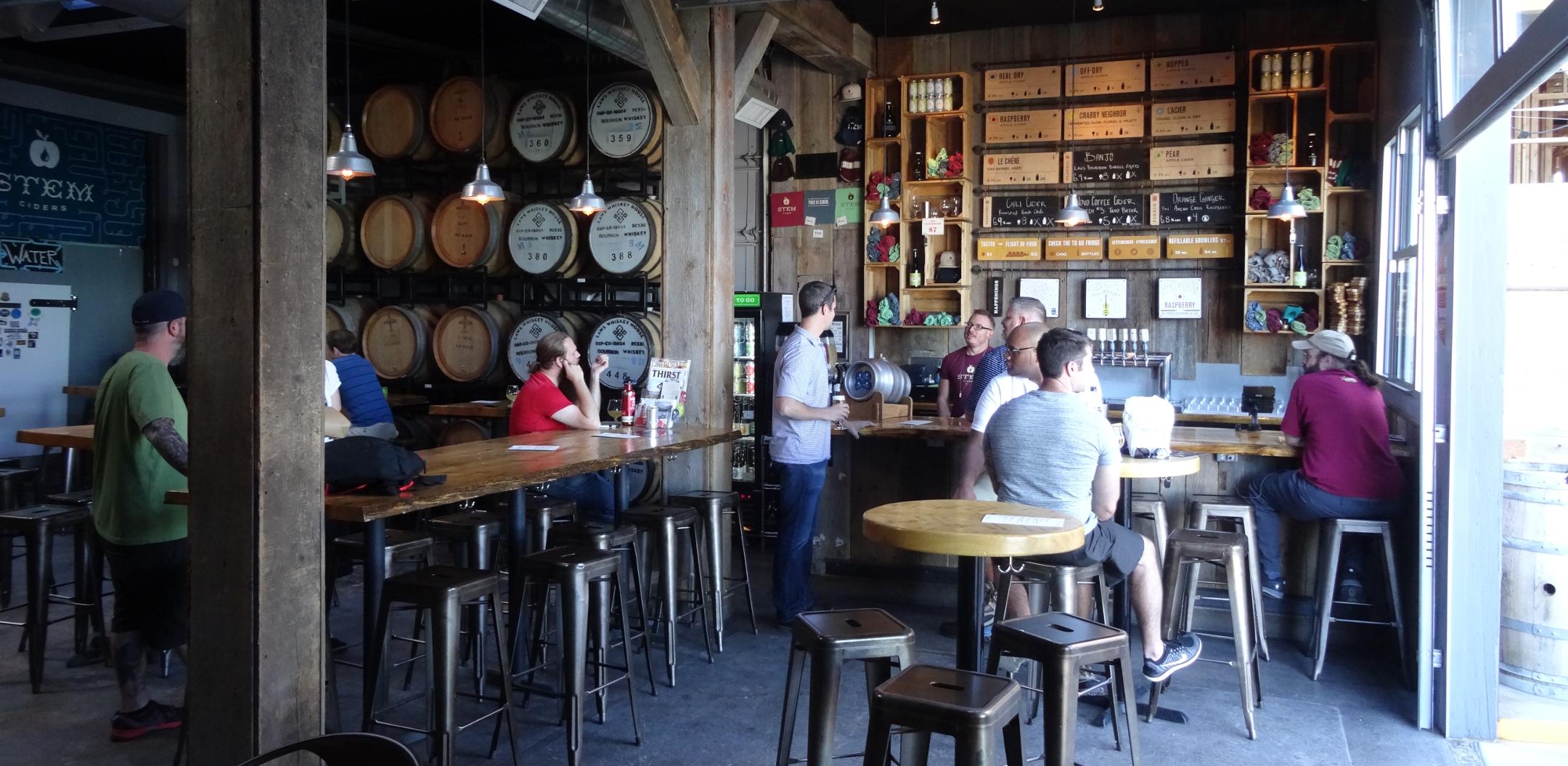 Stem Cider Tap Room - Denver, CO