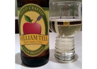 Cider Brothers William Tell Hard Apple Cider