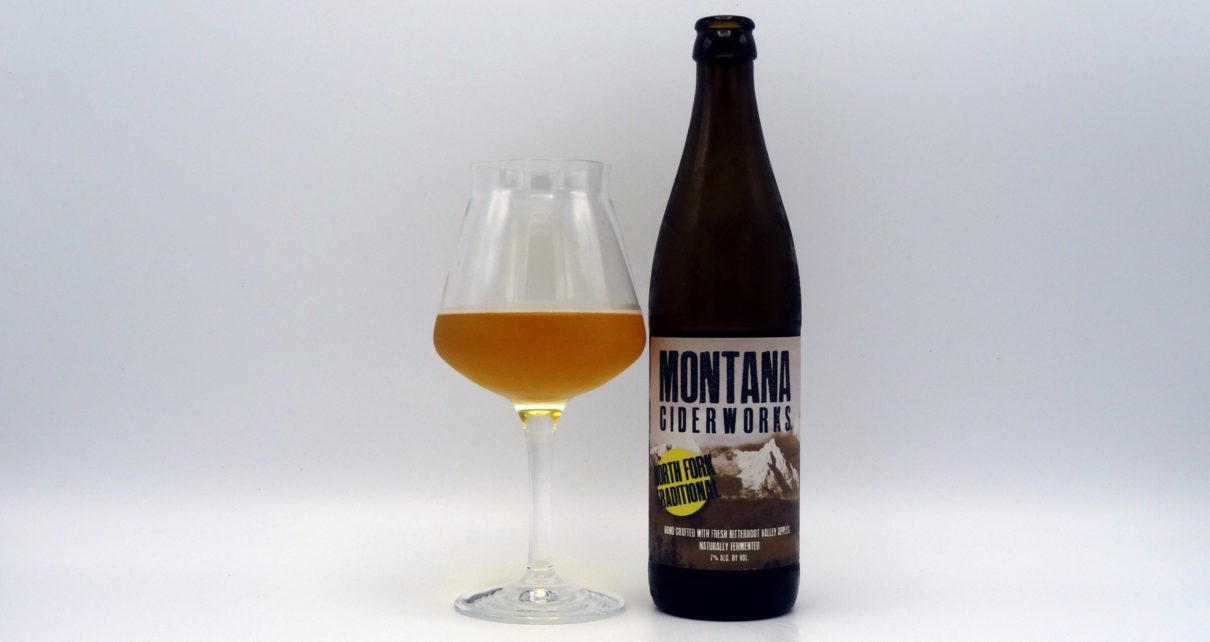 Montana CiderWorks North Fork Traditional