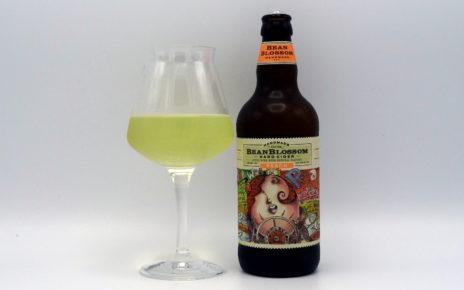 BeanBlossom Hard Cider Peach