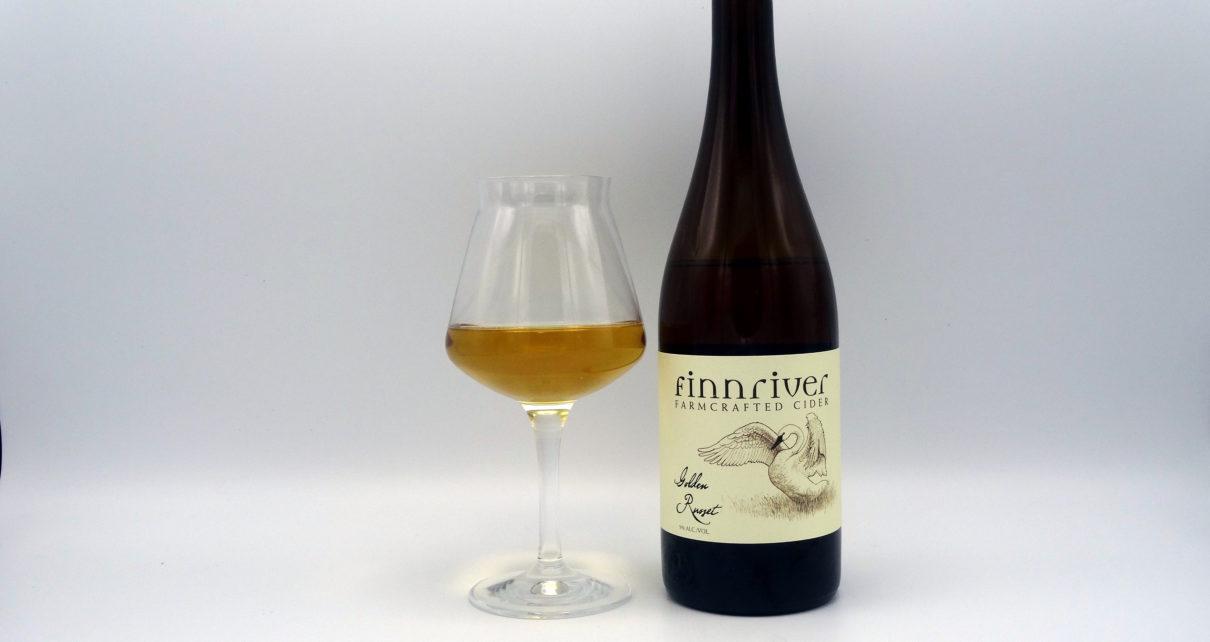 Finnriver Cidery Golden Russet