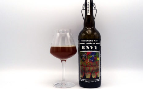 Rev Nat's Hard Cider Envy Apple Wine with Hops