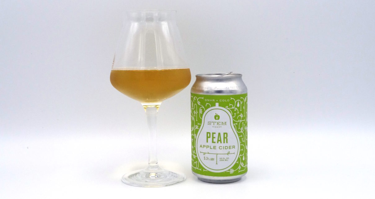 Stem Ciders Pear