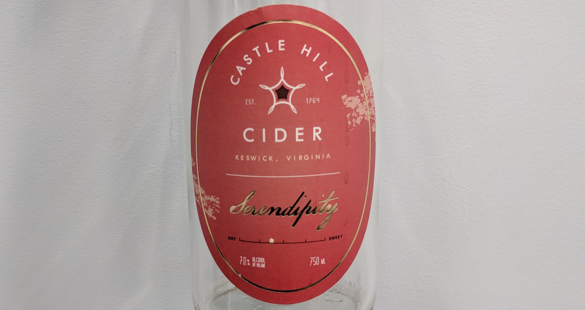 Castle Hill Cider Serendipity