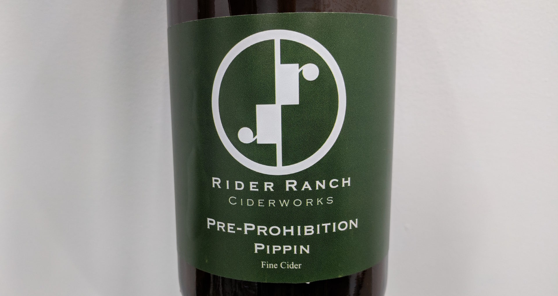 Rider Ranch Ciderworks Pre-Prohibition Pippin