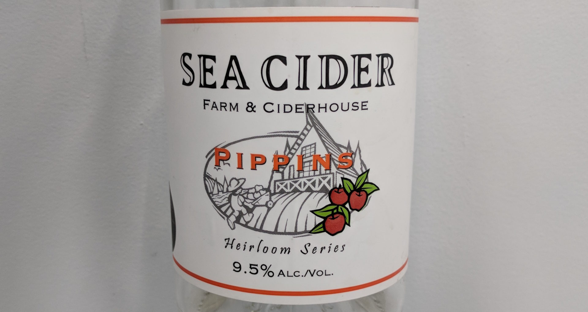Sea Cider Farm & Ciderhouse Pippins