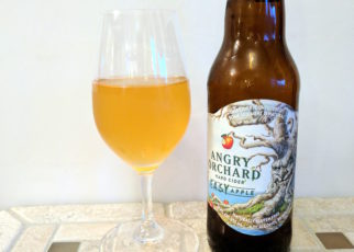 Angry Orchard Hard Cider Easy Apple