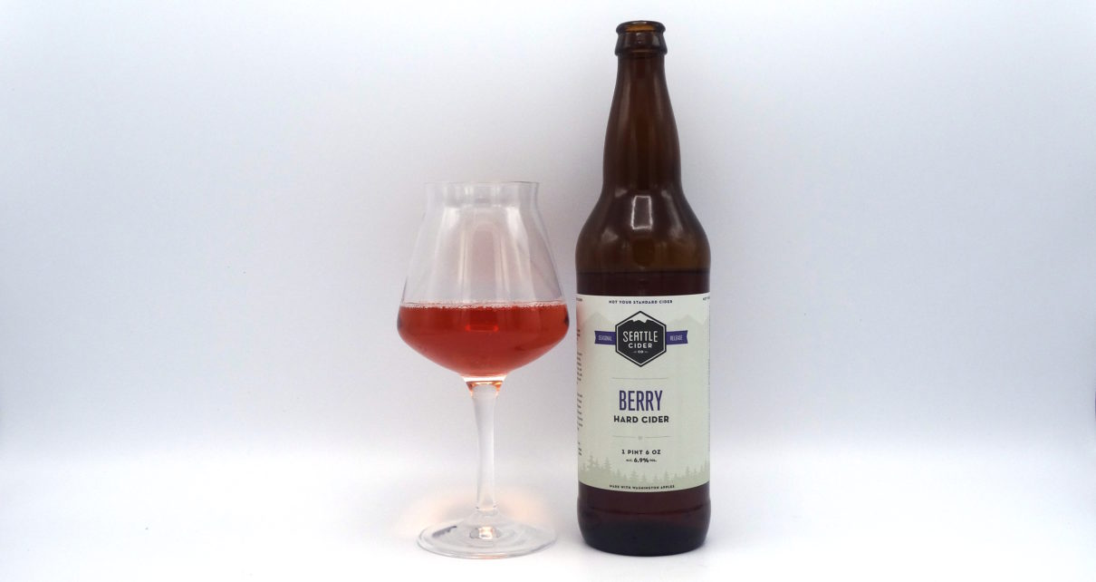 Seattle Cider Co Berry Hard Cider