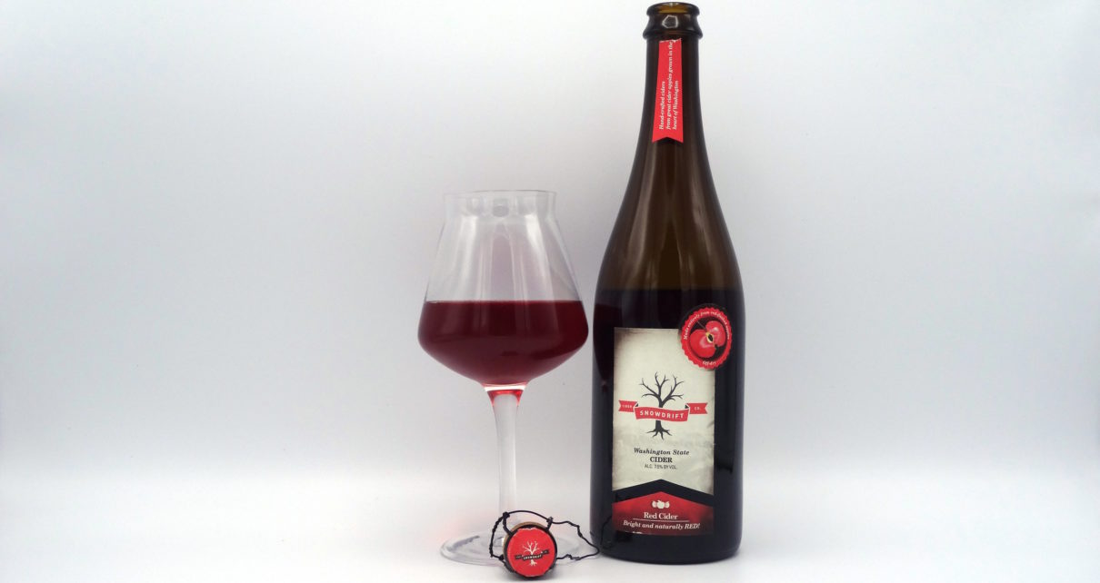 Snowdrift Cider Co Red Cider