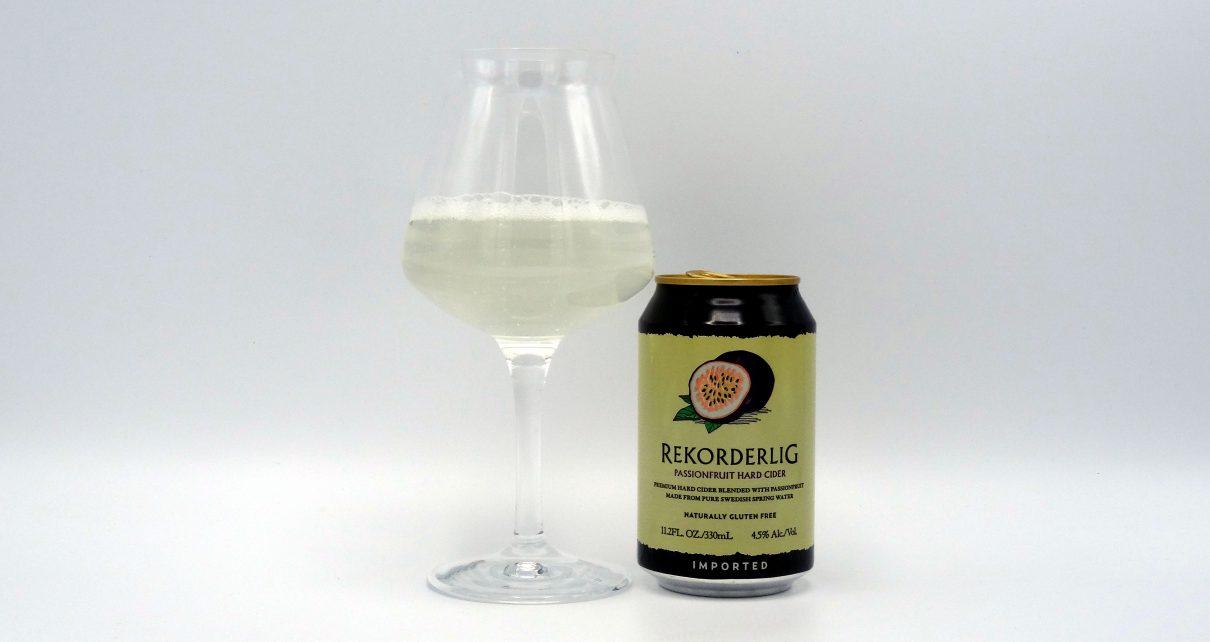 Rekorderlig Passionfruit Hard Cider