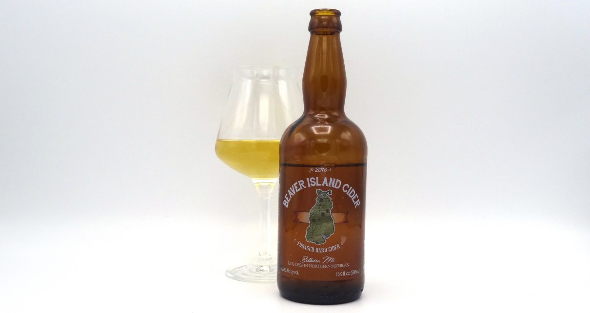 Bee Well Mead and Cider 2016 Beaver Island Cider